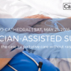 Physician-Assisted Suicide Presentation – Saskatoon May 21, 2016