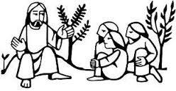 SABBATH JESUS PREACHING